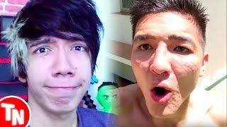 Minguado revela sua verdadeira voz, Japa posta vídeo polêmico