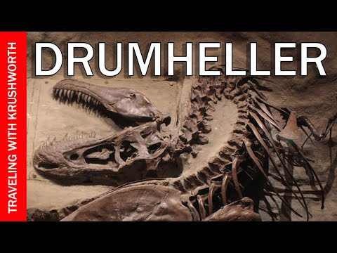 Things to do in Alberta (tourism) | Drumheller Canada (Royal Tyrrell Museum) travel guide