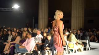 Beautiful Model Walks for Society Fashion Week February 2020