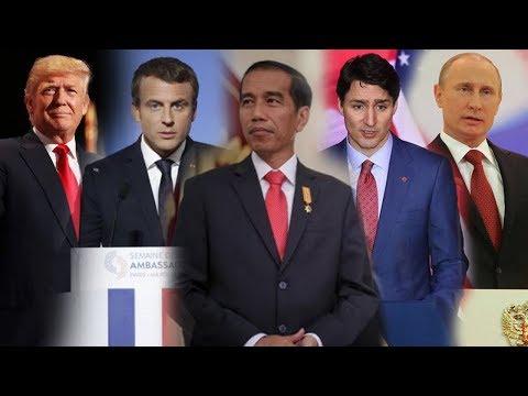 Gaji Para Pemimpin Dunia