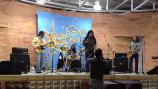 Watch Citadino Blues  Rock Cancion Sin Nombre video