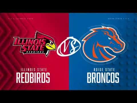 Illinois State vs Boise State  NCAA Men's Basketball November 17, 2017