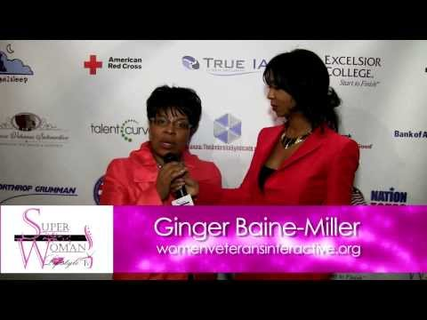 Super Woman Lifestyle TV hosted by Vicki Irvin (Women Veterans Interactive Swl collection)