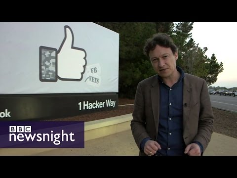 Donald Trump, the filter bubble, fake news, Facebook, and Google - BBC Newsnight