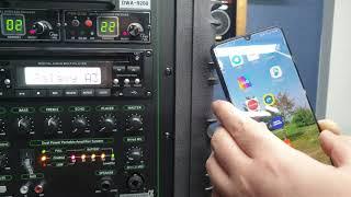 네오비젼의 포터블앰프무선마이크장치(정부조달제품)스마트폰…