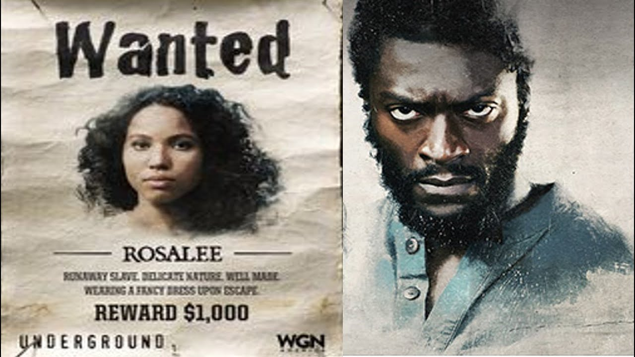 Download THE UNDERGROUND RAILROAD  SEASON 1 -  Fates And Myths So Awful They Might Be True