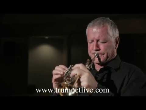 How to Play the Piccolo Trumpet: Breathing Lesson with Dr  Jack Burt