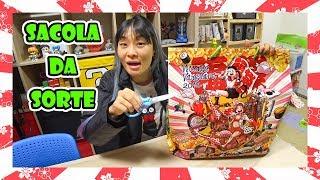 FUKUBUKURO: A SACOLA DA SORTE JAPONESA Ep.254 - Japão Nosso De Cada Dia