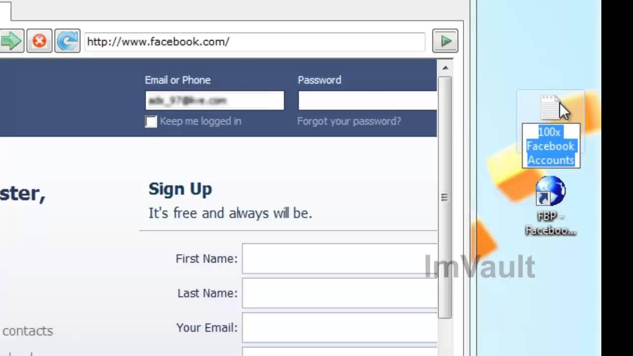 Facebook blaster pro 7 keygen vokeon