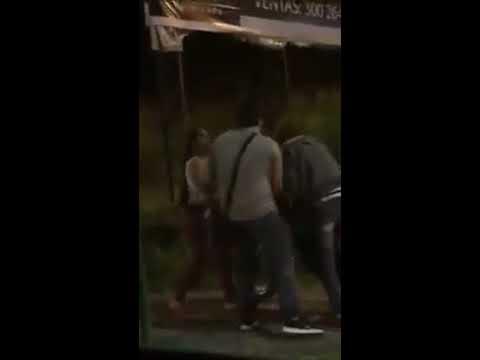 Mujer pilla a su marido con Amante en Villavicencio