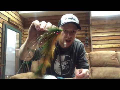 Fly Fishing Musky Leader Set-up