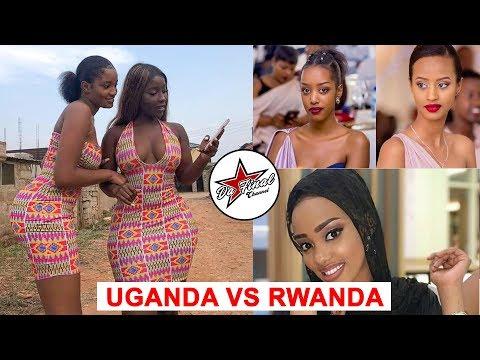 TOP 10 RATINGS UGANDAN GIRLS VS RWANDAN GIRLS. WHO DO YOU PREFER.