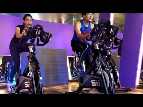 จักรยานออกกำลังกาย Commercial รุ่น IVS-10 ยี่ห้อ IVADE ™ - THEGYMCO.CO #1