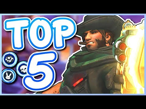 Overwatch - THE TOP 5 WORST ULTIMATES