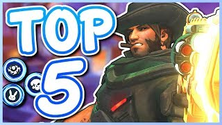 Overwatch - THE TOP 5 WORST ULTIMATES