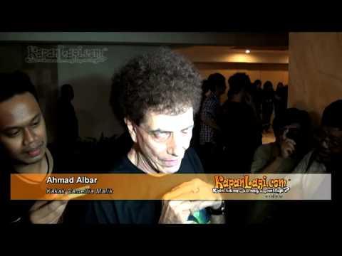 Ahmad Albar Berusaha Rujukan Rumah Tangga Camelia Malik