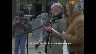 莫斯科举行斯大林时代受害者悼念仪式