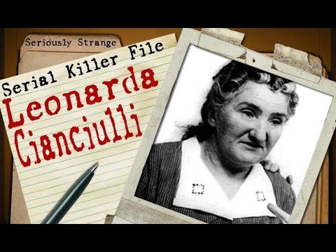 Make Bodies Into Soap - Leonarda Cianciulli   SERIAL KILLER FILES #27