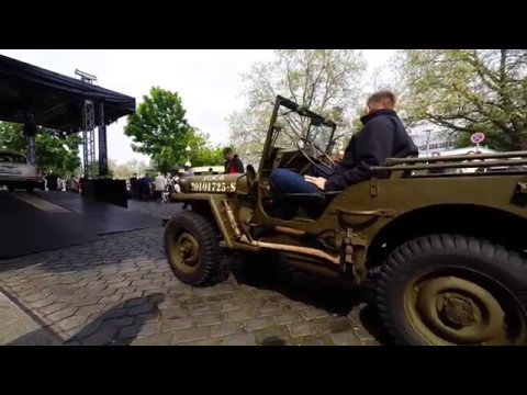 Oldtimer Tage Berlin Brandenburg 2017 Teil 1 Outdoor