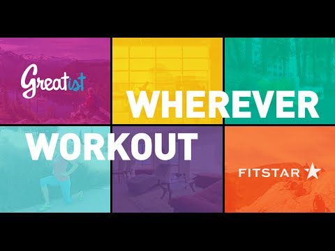 The Greatist Wherever Workout [VIDEO]