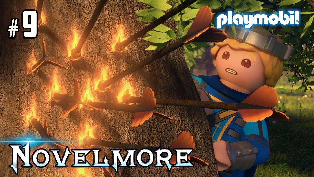Novelmore Episode 9 I English I PLAYMOBIL Series for Kids
