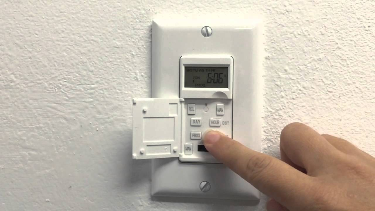 Setup Guide | In-Wall Programmable Digital Timer Switch ...
