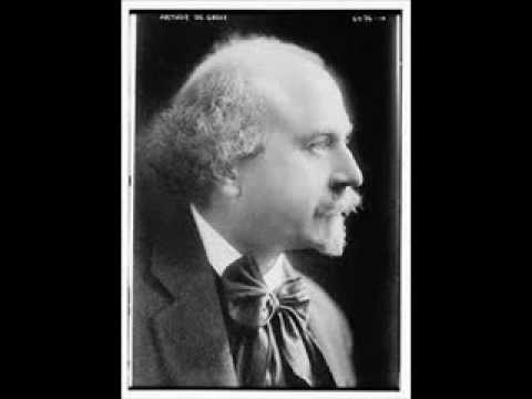 Arthur de Greef plays Grieg