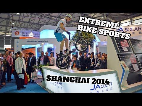 Extreme Bike Sports - Shanghai MTB Trial