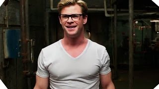 Chris Hemsworth is Kevin - GHOSTBUSTERS (2016)