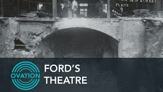 Ford's Theatre -- A Cursed, Damned Past
