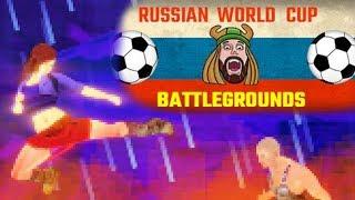 Gry za darmo #23 Russian world cup battlegrounds