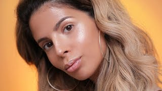 GLOWY NO MAKEUP MAKEUP TUTORIAL | EVERYDAY MAKEUP thumbnail