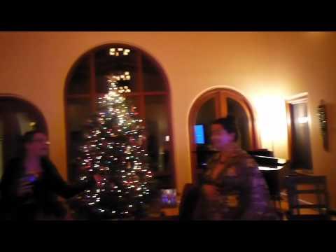121215 Merry Christmas Karaoke 1