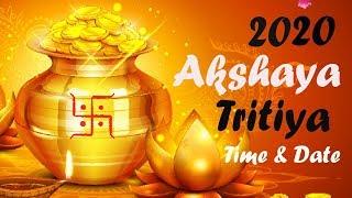 2020 Akshaya Tritiya Akha Teej Date and Time for India Update Puja Date 2020