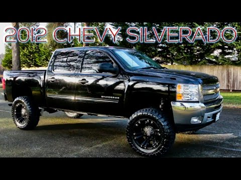 New Chevrolet Silverado 2500hd Sacramento >> 2012 Chevy Silverado LT All Star Edition 6'' Lift kit w... | Doovi