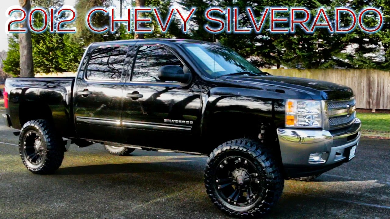 2012 Chevrolet Silverado 1500 Lt 4x4