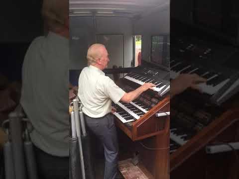 "Charles Ritchie plays ""Jesus, Hold My Hand!"" (1:56)"