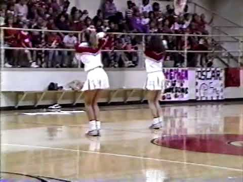 1992 Christoval High School Homecoming Activities