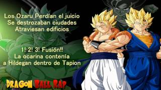 Porta - Dragon Ball Rap (con Letra)