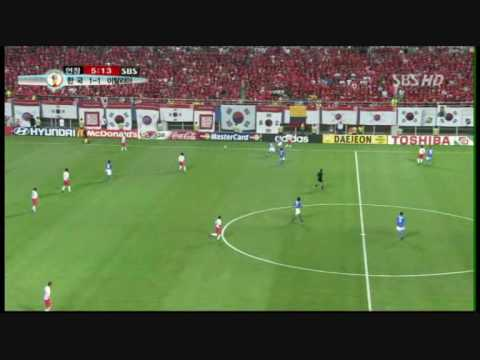 WC 2002 Korea Republic - Italy 18-6-02 Part 12