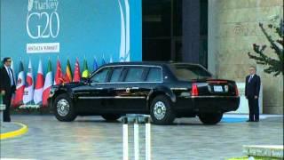 G20 Turkey Leaders Summit   Welcoming Ceremony 2