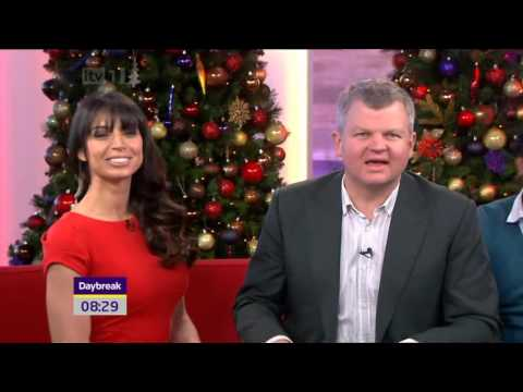 Adrian Chiles and Christine Bleakley signs off from Daybreak