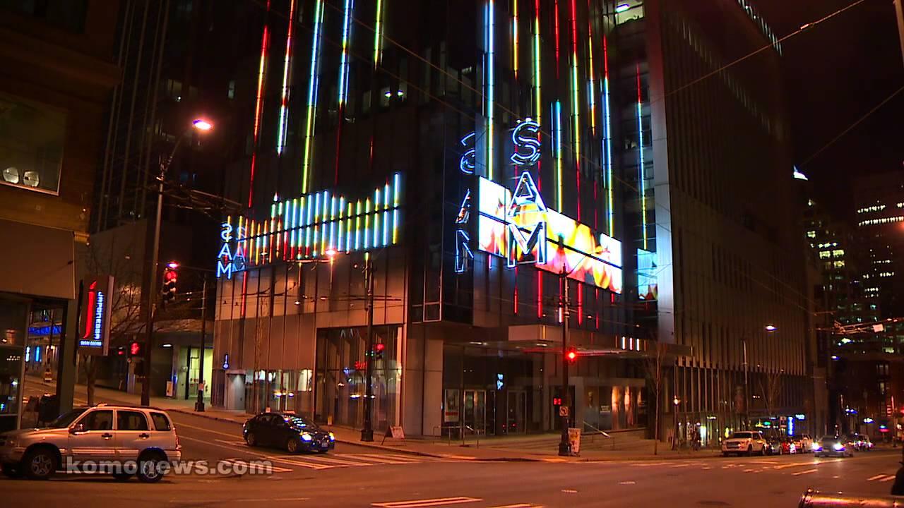 Video: Seattle Art Museum Unveils 'Mirror' | Seattle Met