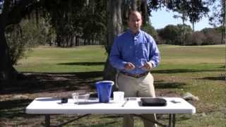 Golf Course Soil Testing with Dr. Snyder