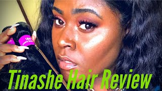 4 BUNDLES AND CLOSURE UNDER $300!!   Tinashe Hair