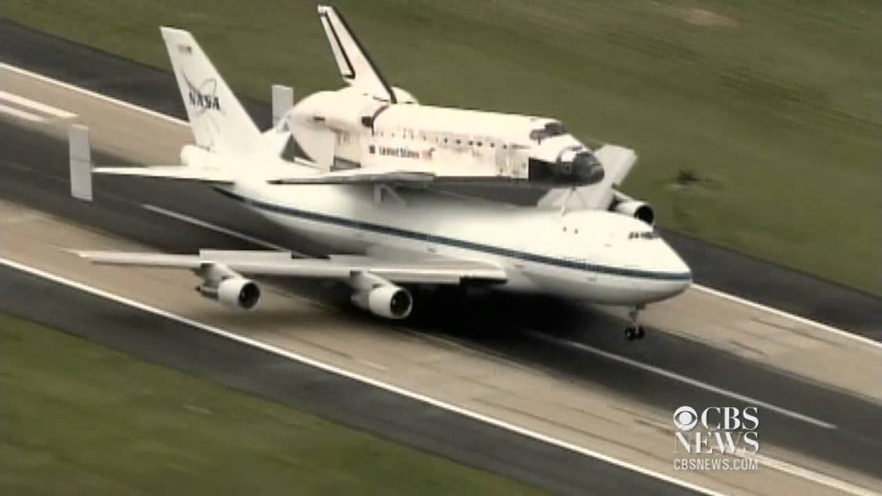 final space shuttle route - photo #32