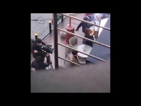 【The Guardian Ep 11】 Goon Yoo & Kim Go Eun Behind the Scenes