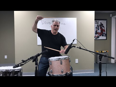 Double Miking Drums