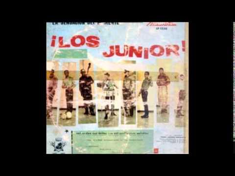 Los Junior Star -  En mi Caracas
