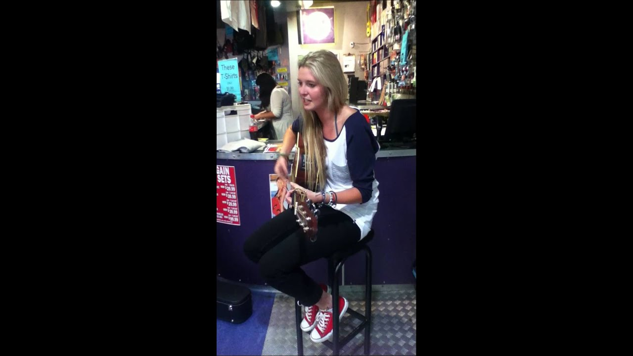 Jamie McDell - Gypsy Pirate Theme Song LIVE 6/11/2012